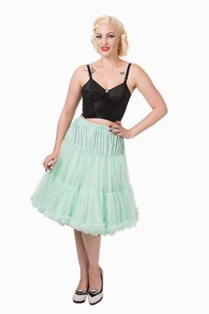 BANNED APPAREL Mint Petticoat