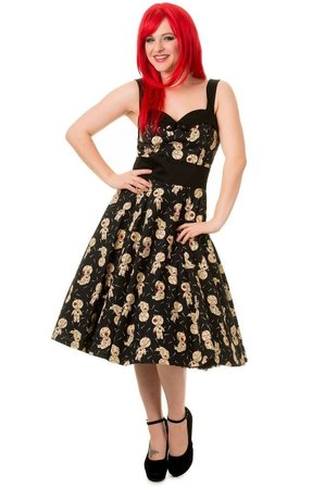 BANNED APPAREL Distractions Dress