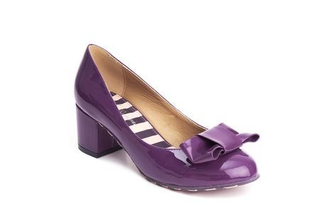 LOLA RAMONA Eve Keen Purple Vegan
