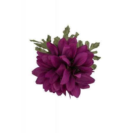 COLLECTIF Claire Hair Flower Purple