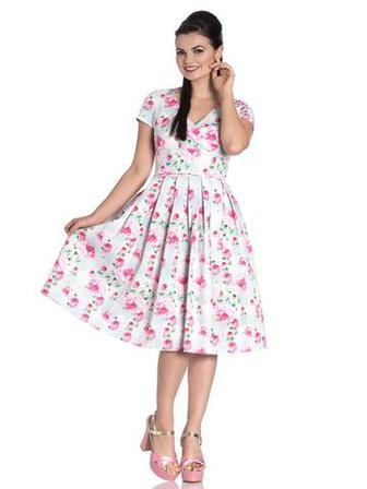 HELL BUNNY Natalie Dress Last One Size 8