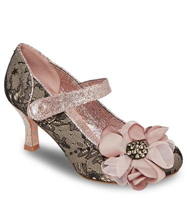 JOE BROWNS COUTURE Dame Heels