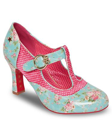 JOE BROWNS COUTURE Chintz Heels