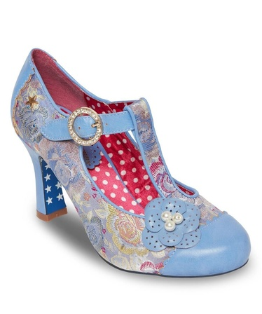 JOE BROWNS COUTURE Meadow Heels