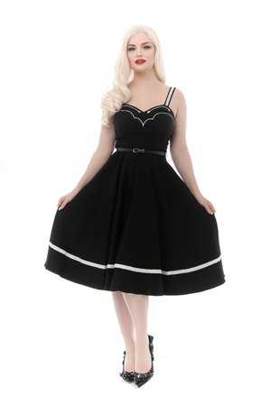 REBEL LOVE CLOTHING Round Up dress