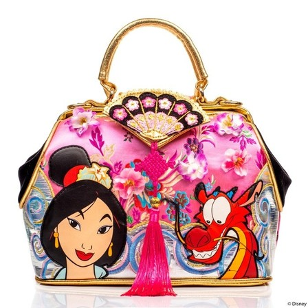 IRREGULAR CHOICE DISNEY Let Dreams Blossom Bag