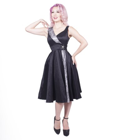 REBEL LOVE CLOTHING Hollow Dress
