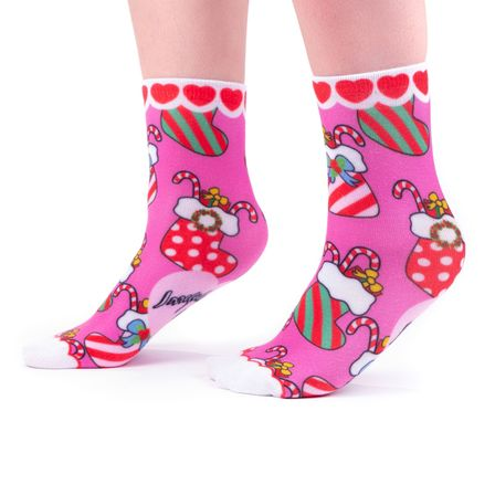 IRREGULAR CHOICE Christmas Stocking Socks