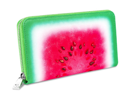 HOT CHOCOLATE DESIGN Wallet Patilla Watermelon
