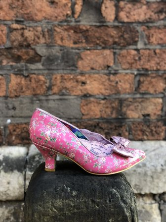 IRREGULAR CHOICE Marma Ladies Pink
