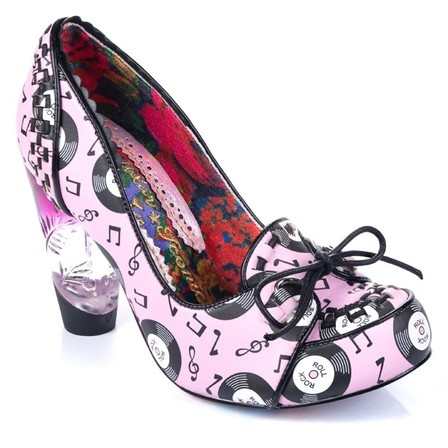 IRREGULAR CHOICE Rocko Pink