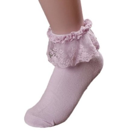 Dolly Days Ankle Socks Lilac