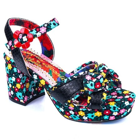 IRREGULAR CHOICE Love Child Black