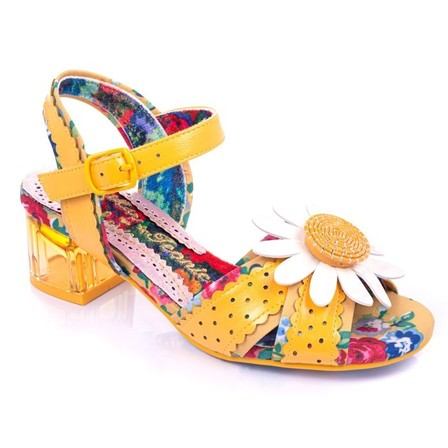 IRREGULAR CHOICE Variety Girl Mustard