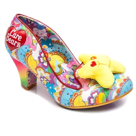 IRREGULAR CHOICE CARE BEARS Wishing Stars