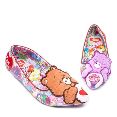 IRREGULAR CHOICE CARE BEARS Sharing Is Caring