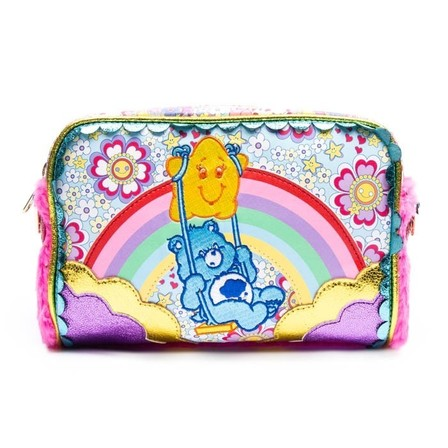 IRREGULAR CHOICE CARE BEARS Hug With Care Bag