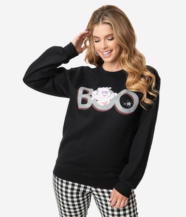 UNIQUE VINTAGE Care Bears Boo Mummy Unisex Sweater