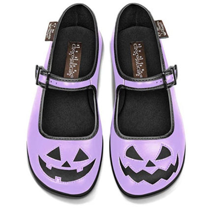 CHOCOLATICAS Halloween Purple