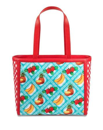 HOT CHOCOLATE DESIGN Kitsch Picnic Tote Bag