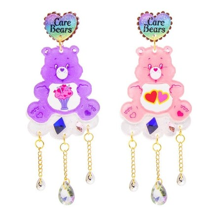 IRREGULAR CHOICE Care Bears Cuddly Earrings