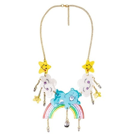 IRREGULAR CHOICE Care Bears Bedtime Necklace