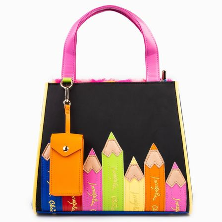 IRREGULAR CHOICE Pencil Me In Bag