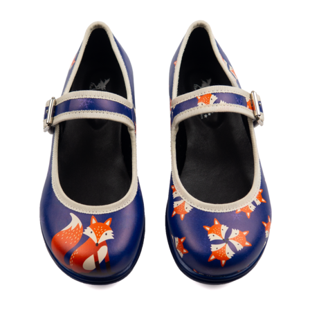 Howard Mary Jane Flats