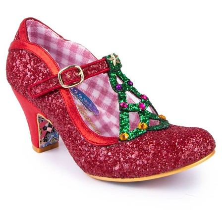 IRREGULAR CHOICE Nicely Festive