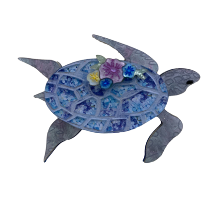 WINTERSHEART Raphael The Turtle Brooch