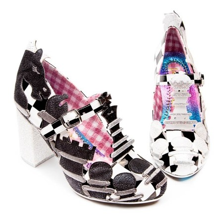 IRREGULAR CHOICE Rook N Roll Heels