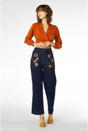 DANGERFIELD Fruits And Flora Jeans