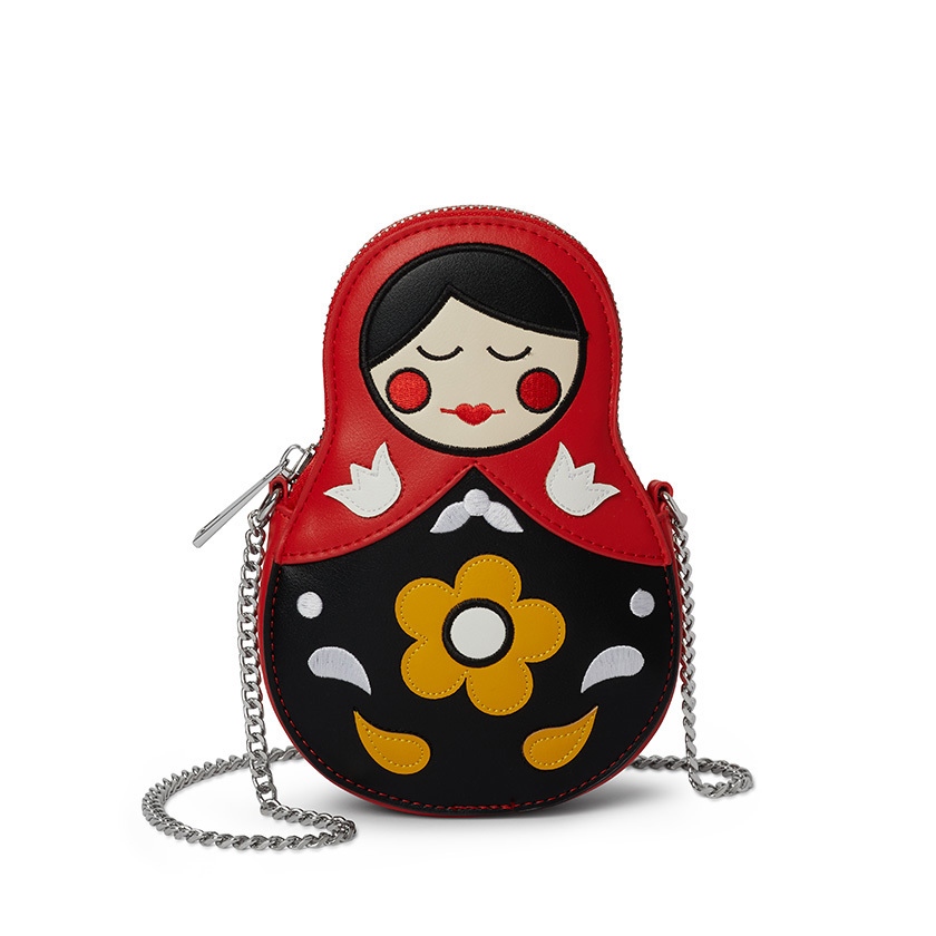 ERSTWILDER Matryoshka Memories Hip Bag
