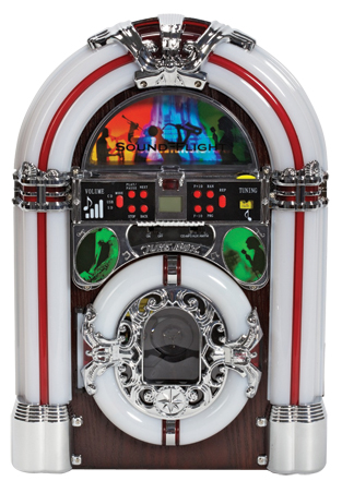 The Soundflight Mini Jukebox is here...